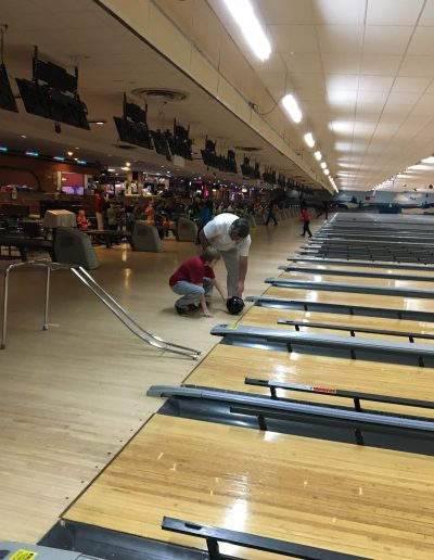 John at AAC Chat Bowling